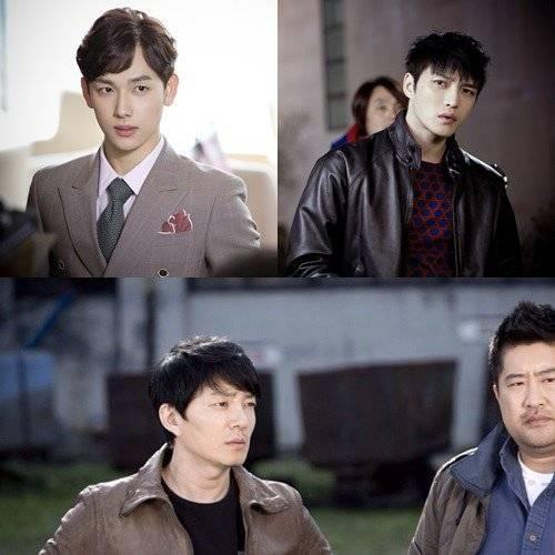 JYJ, Jaejoong, ZE:A, Siwan, Lee Bum Soo