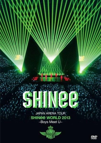 Shinee Ddd Japan Tour Dvd