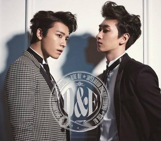 Super Junior, Eunhyuk, Donghae