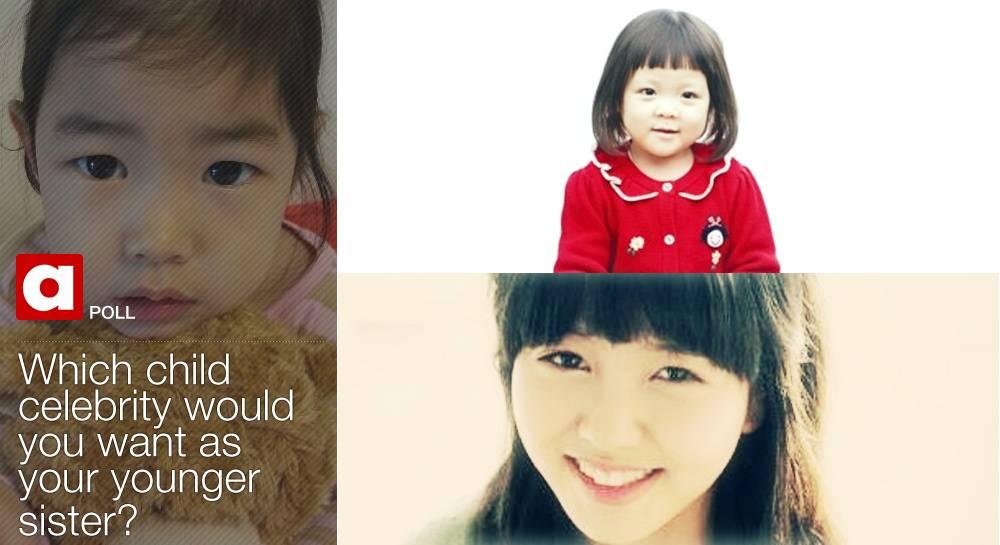 Kim Sae Ron, Kim So Hyun, Kim Yoo Jung, Choo Sarang