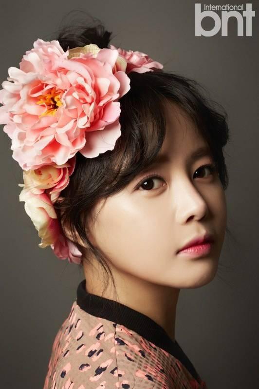 Lee Young Ah 2014