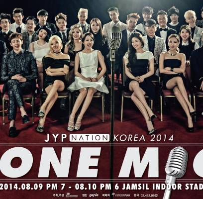 2AM,2PM,miss-A,15,baek-ah-yeon,jy-park,sunmi,got7