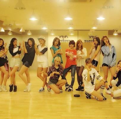 AOA,Girls-Day,Girls-Generation,bestie