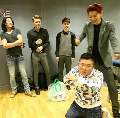 EXO,EXO-K,Chanyeol