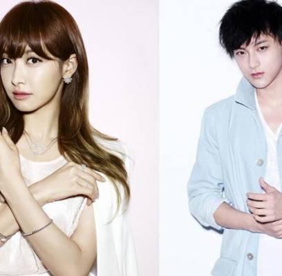 EXO,Tao,fx,Victoria,zhang-li-yin