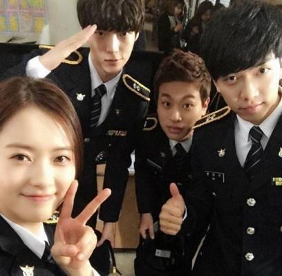 Lee-Seung-Gi,park-jung-min,go-ara,ahn-jae-hyun