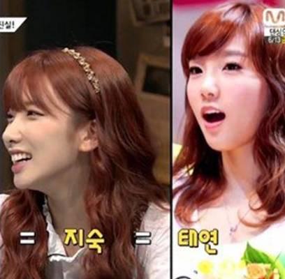 Rainbow,Jisook,Taeyeon