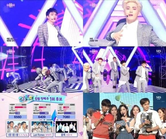 2PM, Nichkhun, EXO, EXO-K, INFINITE, Hyosung, Jiyeon, VIXX, ZE:A, Kwanghee, Baek Ji Young, Akdong Musician, M.Pire, Kim Yeon Woo, Fly to the Sky, Lee Yu Bi, Megan Lee, Berry Good