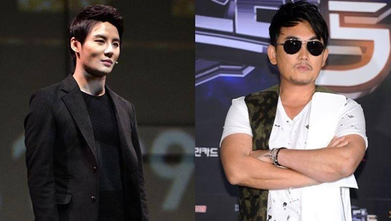 lee seung chul receives backlash from fans with his remake of junsu u0026 39 s song for  u0026 39 you u0026 39 re