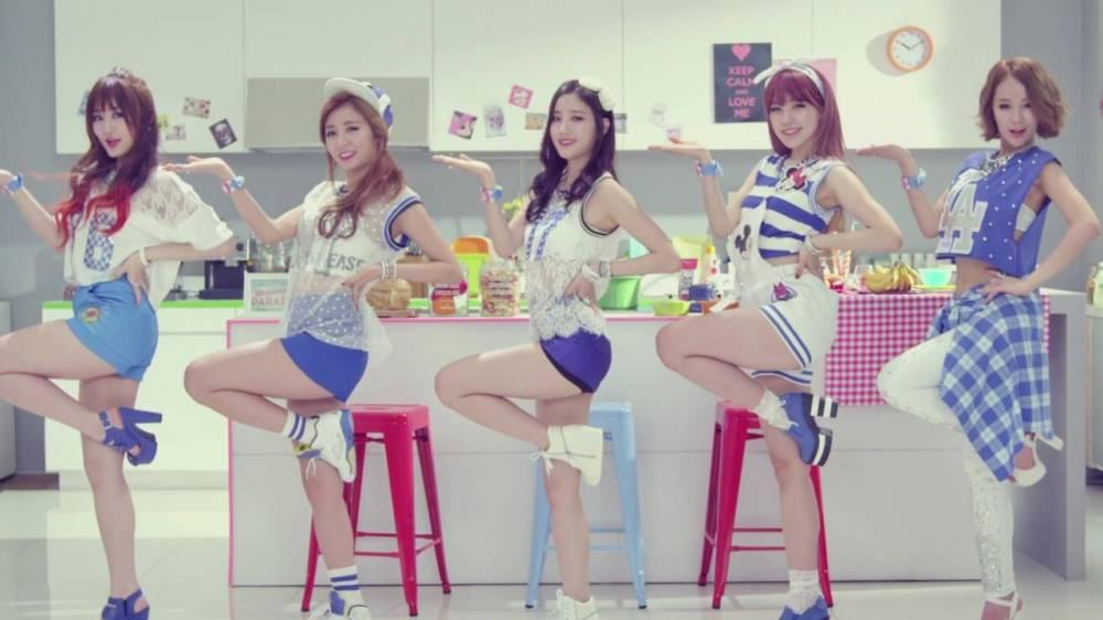 2AM, Jinwoon, TAHITI, Jungbin, Jerry