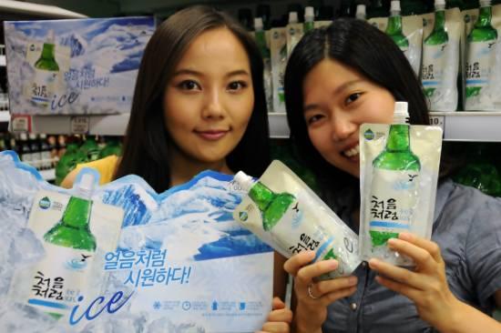 Slushie Soju, A New Way For Koreans (the #1 Alcoholic