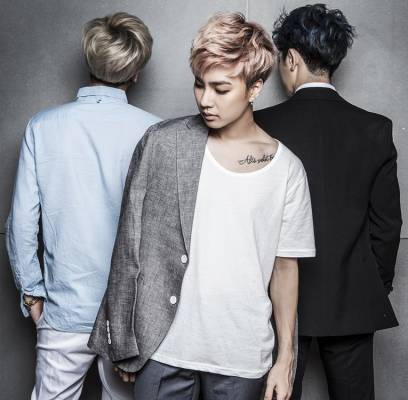 Boyfriend,Donghyun-,Hyunseong-,Jeongmin