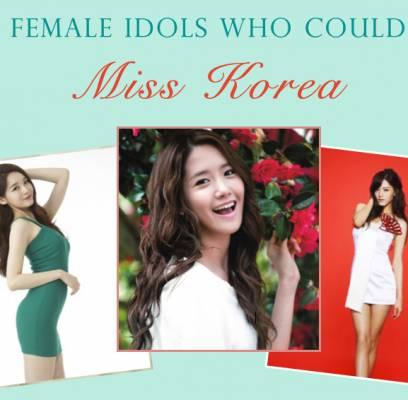 HyunA,Nana,Kang-Min-Kyung,Krystal,Minah,Suzy,Jaekyung,Hyorin,YoonA,IU