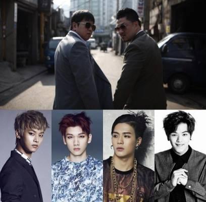 BTOB,Sungjae,VIXX,N,Hyuk,Jung-Hyung-Don,defconn,got7,jackson