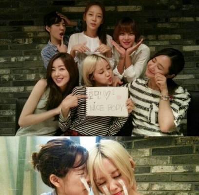 Brown-Eyed-Girls,Narsha,KARA,Hara,SECRET,Sunhwa,Girls-Generation,Yuri,Sunny,T-ara,Hyomin