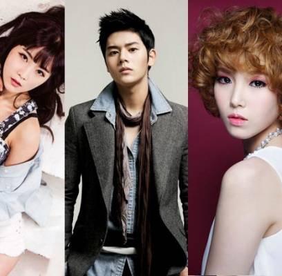 Semi,Jewelry,Semi,Rainbow,Hyunyoung,VIXX,Ken,ZEA,Dongjun