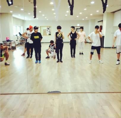 Super-Junior,Leeteuk,Eunhyuk