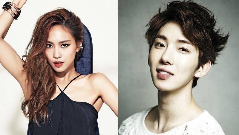2AM, Jo Kwon, miss A, Fei