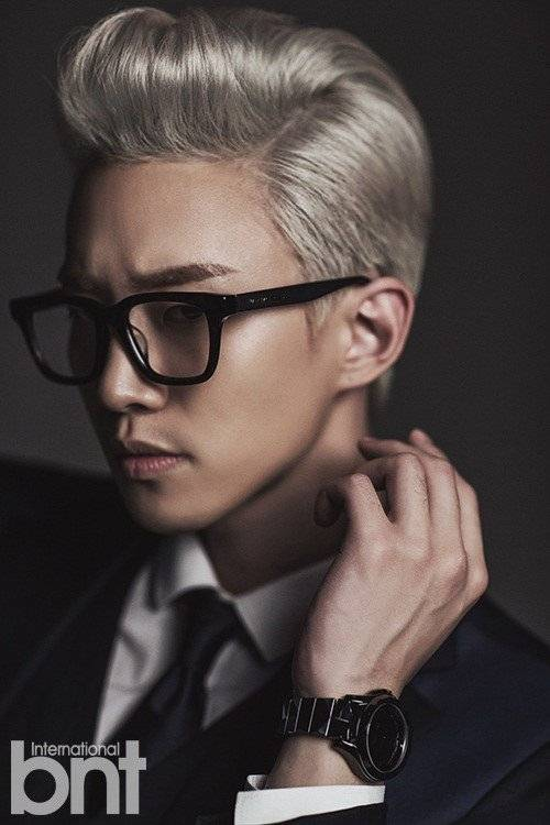 2PM's Junho is a chic, urban model for Karl Lagerfeld ...