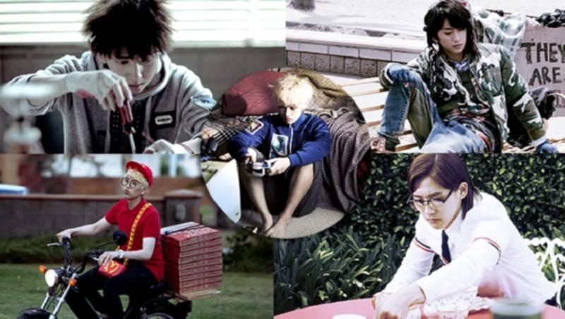 HyunA, B1A4, B2ST, Block B, Girl