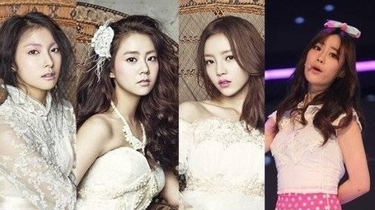 KARA, Gyuri, Hara, Seungyeon, Youngji, Duble Sidekick