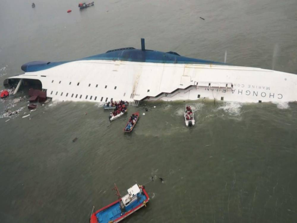More Ways The Sewol Ferry Incident Couldve Been Prevented Ferry Was Licensed On Falsified Documents