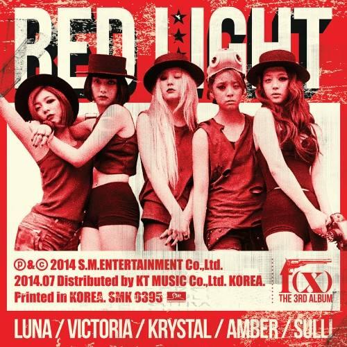 [Album and MV Review] f(x) - 'Red Light' | allkpop.com F(x) Amber Red Light Live