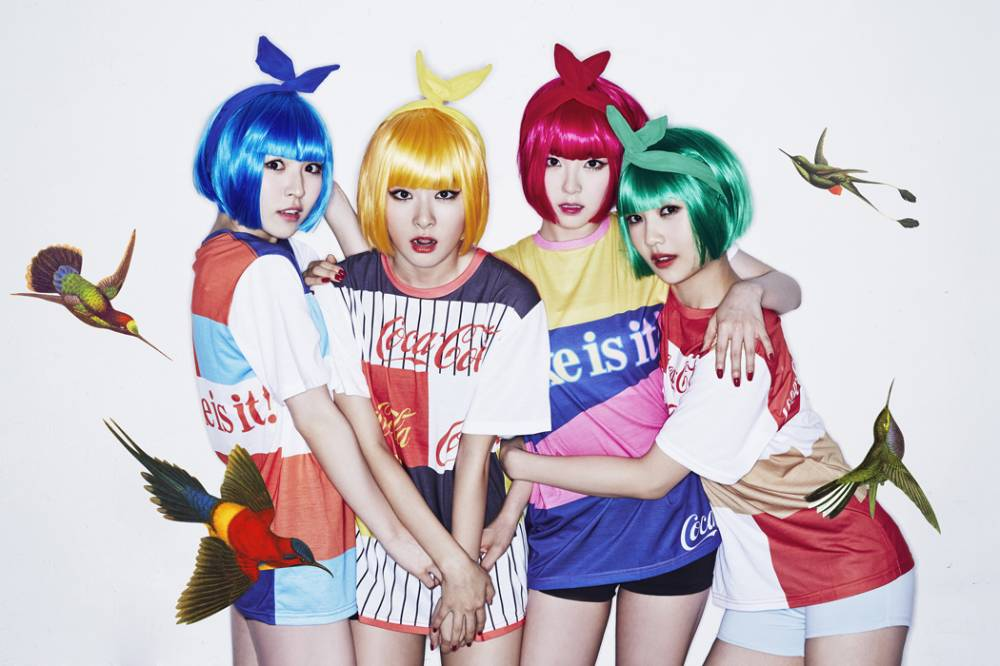 S.M.ROOKIES, Mark, Donghyuck, Mark, Mark, Red Velvet, Irene, Wendy, Seulgi, Joy