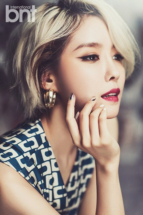 Hyomin Leaves Fans In Awe With A Gorgeous Photoshoot