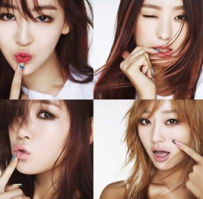 100,HyunA,B1A4,Block-B,Girls-Day,INFINITE,SISTAR,Yenny,boys-republic,henry,bestie,mamamoo,eddy-kim,halo,big-boys-in-groove,lukus,lucky-j,homme,hatfelt,red-velvet