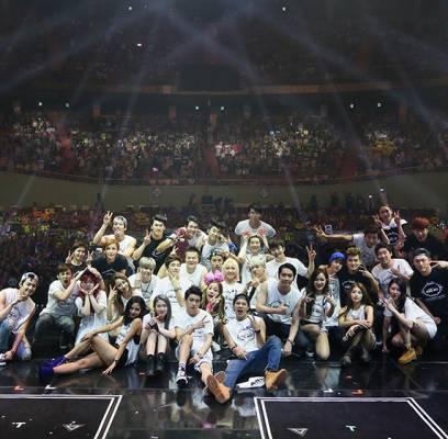 2AM,2PM,miss-A,Wonder-Girls,Yenny,15,baek-ah-yeon,jy-park,sunmi,got7,hatfelt