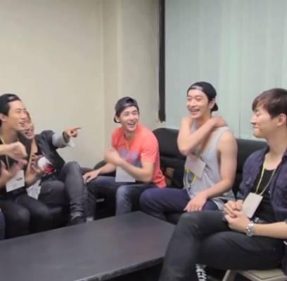 2AM,Jo-Kwon,Seulong,2PM