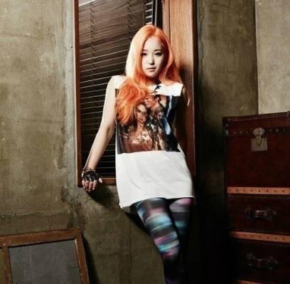 2NE1,Park-Bom,akor