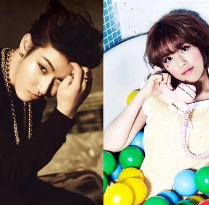 Block-B,U-Kwon,Tiny-G,Dohee