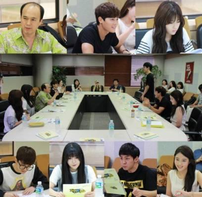 Hyunyoung,Dohee,Ken,Dongjun,bigflo