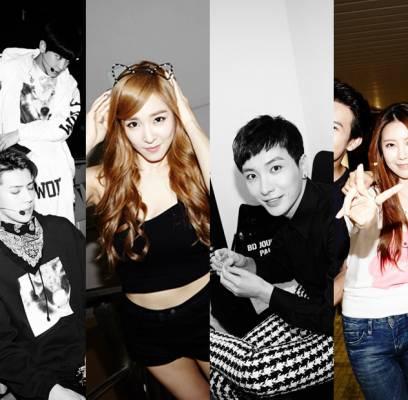 Kangta,EXO,fx,Girls-Generation,Super-Junior,Leeteuk,TVXQ,BoA,henry,zhoumi,zhang-li-yin,fly-to-the-sky,j-min,red-velvet