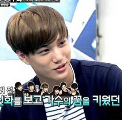 EXO,Kai,Shinhwa,smrookies