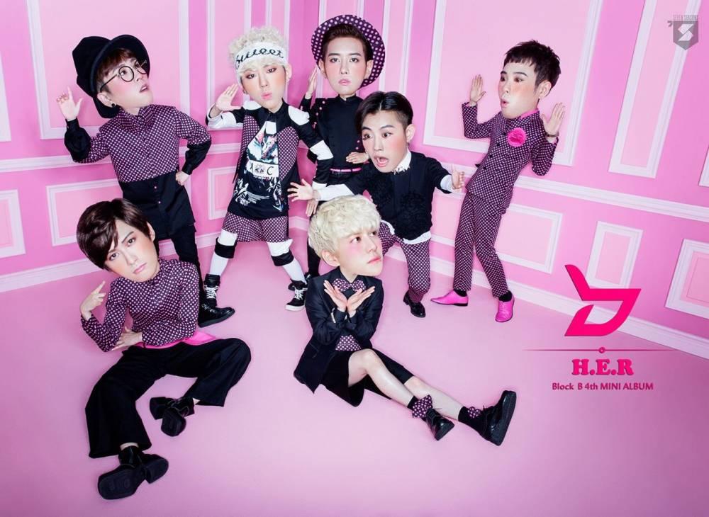 Hyejeong, Orange Caramel, Block B, KARA, SECRET, Taemin, Sunny Hill, Boys Republic, BTS, Ladies