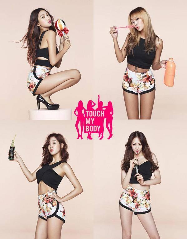 4minute, HyunA, B1A4, Block B, C-CLOWN, SECRET, SHINee, Taemin, SISTAR, ZE:A, Kwanghee, HEYNE, Song Haye, Sunny Days, TASTY, winner, Lee Yu Bi, B.I.G (Boys In Groove), Red Velvet, Park Bo Ram