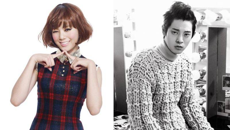 After School, Lizzy, Jung Joon Young