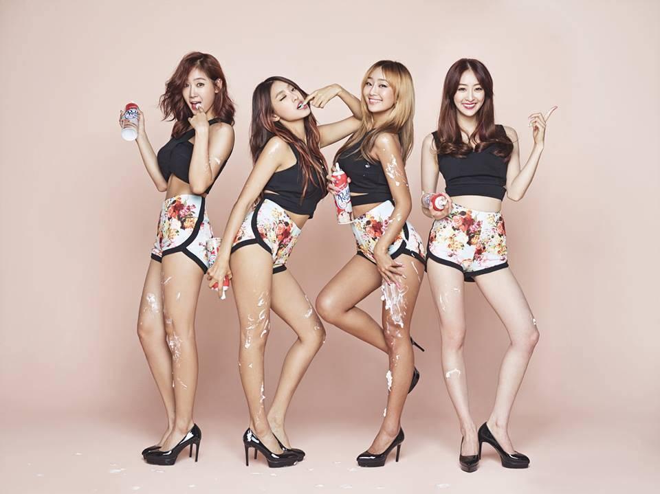 B1A4, INFINITE, L, Woohyun, SISTAR, ZE:A, Kwanghee, Say Yes, Lee Yu Bi, A.KOR, HA:TFELT, Red Velvet