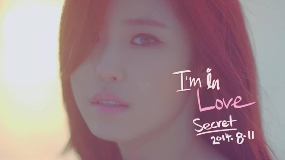 SECRET, Hyosung, Ji Eun, Sunhwa, Hana