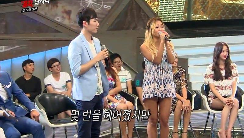SISTAR, Hyorin, Soyu, Kim Yeon Woo
