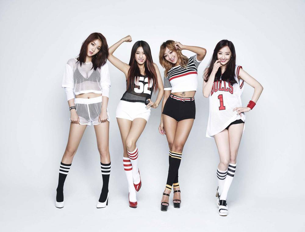 SISTAR reveals more information about upcoming special album 'Sweet & Sour'