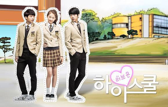 drama review high school love on episode 6 allkpop