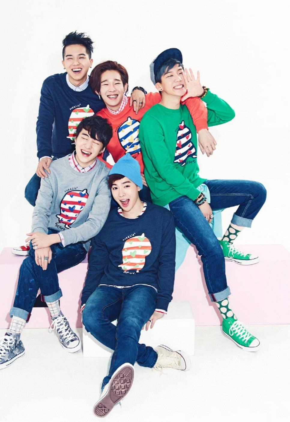 KARA, SECRET, ZE:A, Kwanghee, (Bangtan Boys) BTS, Stellar, winner, Kang Seung Yoon, Lee Yu Bi, Play the Siren
