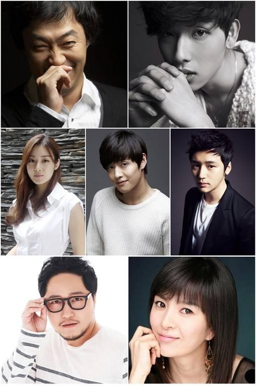 ZE:A, Siwan, Kang So Ra, Kang Ha Neul
