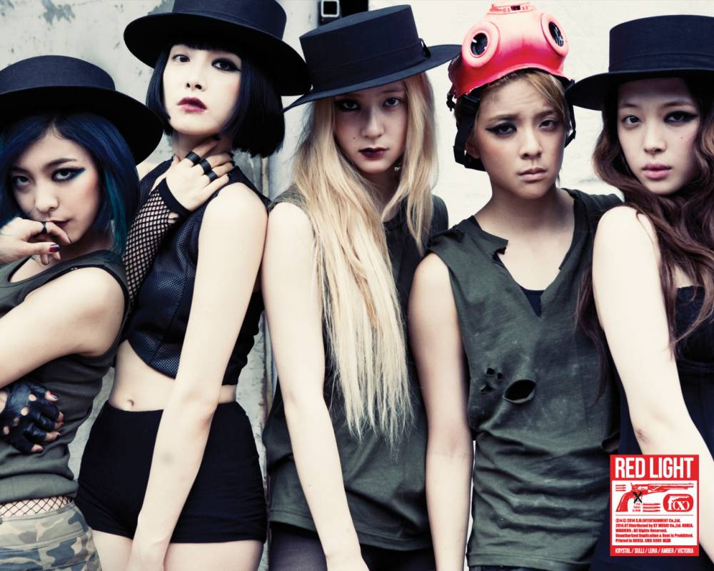 f(x) perform as 4 at 'SMTOWN Live World Tour IV' | allkpop
