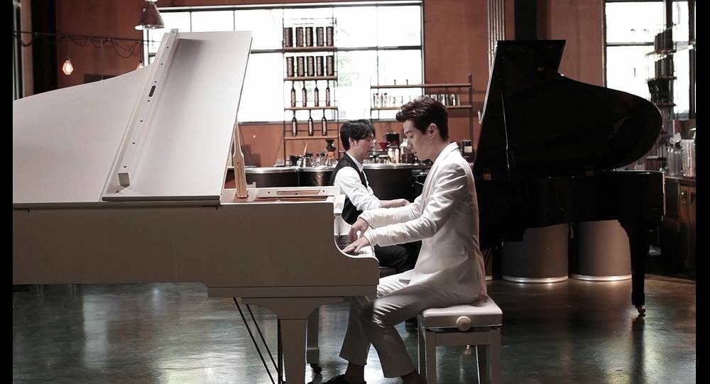 Henry Plays Piano With Yiruma On Ep 2 Of Henry S Real