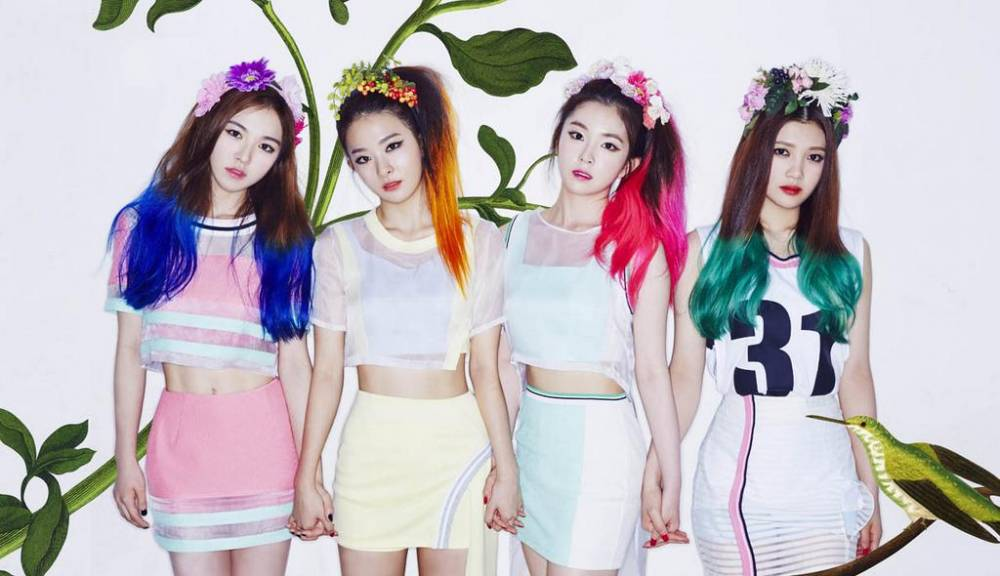 Red Velvet to appear on a major broadcast variety show for the first time through 'Hello'